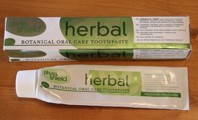 Phyto Shield Herbal Toothpaste Phyto Shield Herbal Toothpaste Product Review