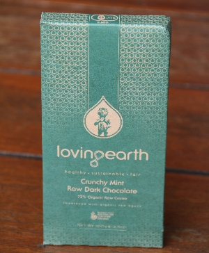 Loving Earth Raw Dark Chocolate Loving Earth Raw Dark Chocolate Product Review