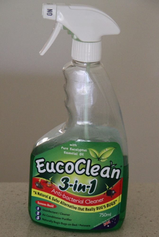 EucoClean 3in1 Eucoclean 3 in 1 Anti bacterial Cleaner Product Review
