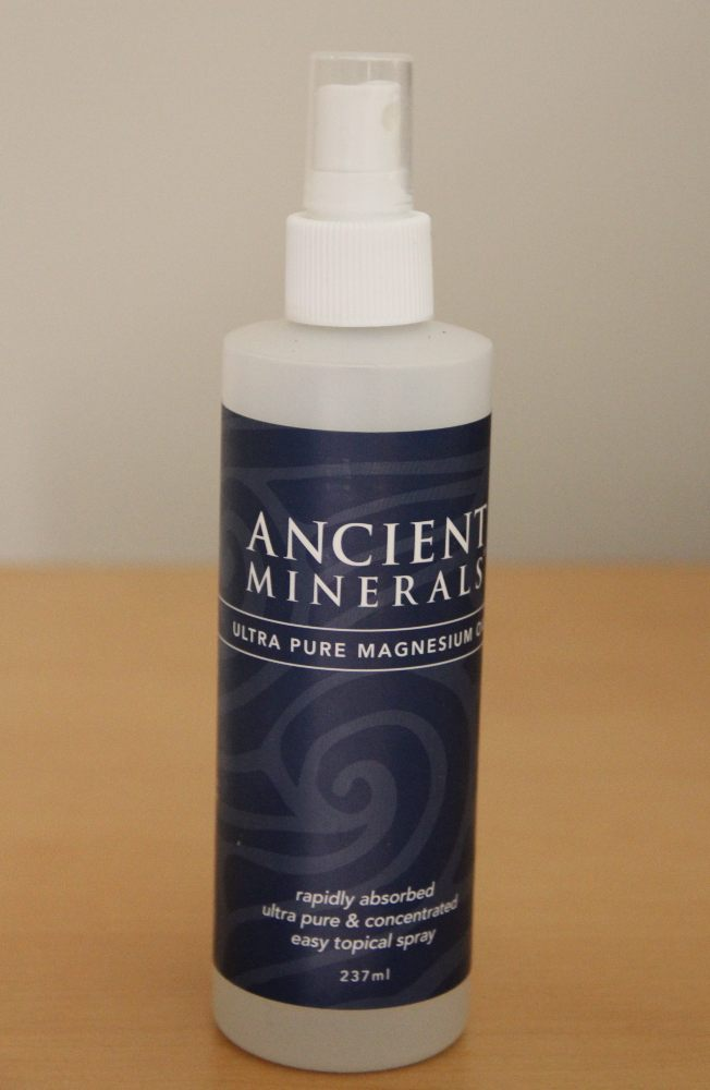 Ancient Minerals Ultra Pure Magnesium Oil Ancient Minerals Ultra Pure Magnesium Oil Product Review